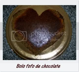 Bolo fofo de chocolate  1
